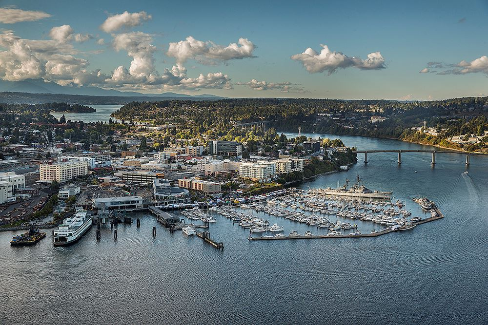 Bremerton Waterfront