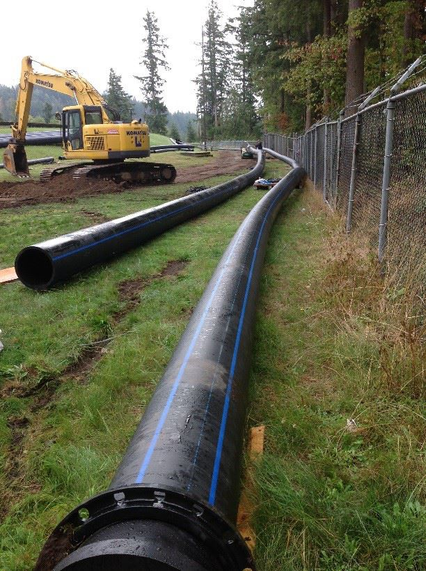 Pipe - WWTP Interceptor Upgrade (2)