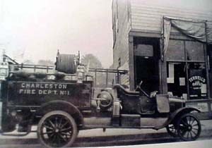 Fire Truck - History