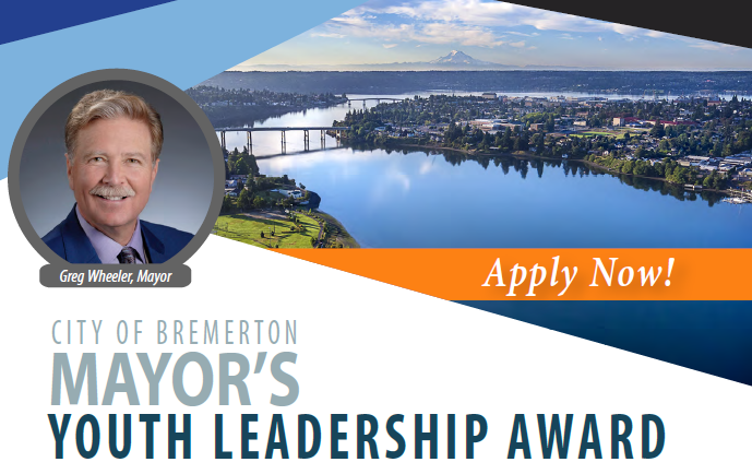 Mayor's Youth Leadership Award