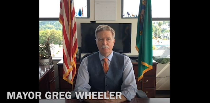Video Message from Mayor